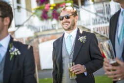 London Wedding Photographer Portfolio, Groom preparation (19 of 27)